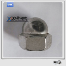 310S. 309S.724L.. 725LN Stainless steel fasteners DIN1587 hex acorn nuts