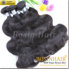 No chemical processed 100% real human hair,factory price