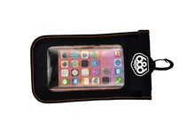 The newest dazzle black waterproof bag for iphone6