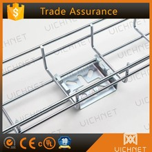 Trade Assure Wire Mesh Galvanized Steel Cable Tray Factory