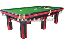 Hot Design low price Solid Wood Star Snooker Table for hand made jute bags
