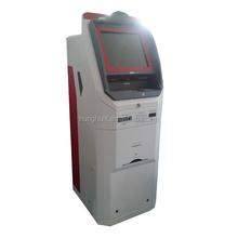 Bank Payment Terminal / 17'' Selfe-service Bank Card Print Payment Terminal