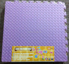 popular diamond pattern taekwondo eva mat with borders