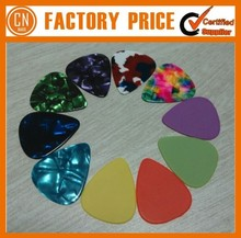 High Quality Nylon Funny Guitar Pick Promotional Guitar Pick
