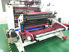 Core cutter machine with Rewinding slitting function