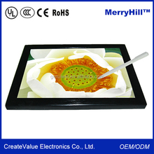 Embedded Android Panel 15/17/19/22/24 inch Touch Screen Industrial PC RS485