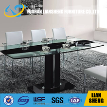 Modern marble base dining table