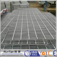 Galvanized driveway catwalk floor steel grating price