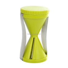 2015 New Funnel Model Spiral Slicer Fruit And Vegetable Shred Device Cutter Carrot Piece Grater
