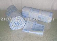 quilt + pillow+sheet