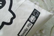 cotton bag/ popular silk printed cotton bag/ blank tote bags