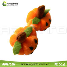 plush pumpkin usb Promotional USB Flash Drive great for halloween gift