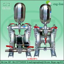 Double Diaphragm Air Alcohol Pump