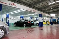 paint mixing room is a mini paint booth for car quick repairing