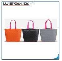 non-woven customized reusable shopping bags
