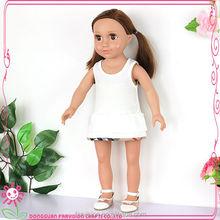 18 pollici libero uso vestiti per bambole american dolls' vestiti