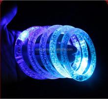halloween accessory colorful led bracelet/led bracelet