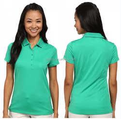 women's clothing latest fashion work wear short sleeve 200 gsm polo t-shirt pima cotton japanese cotton casual tshirt