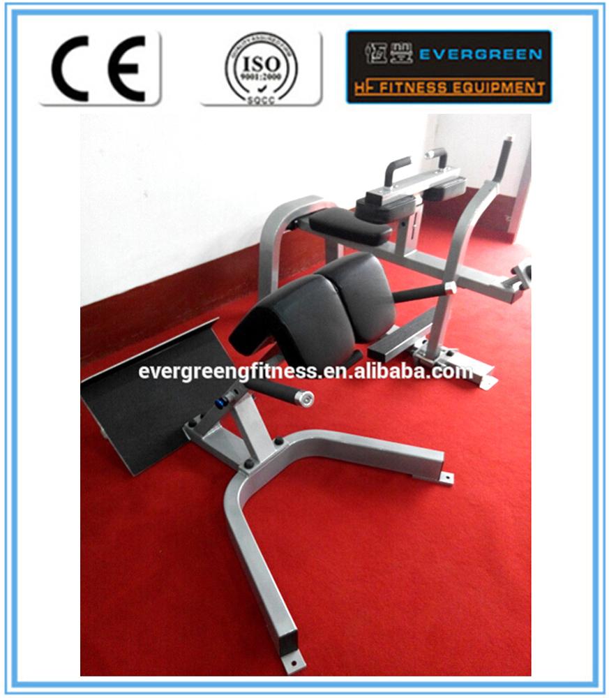 Alta calidad de la gimnasia extensión de espalda / cuerpo estiramiento de fitness máquina / potencia body fitness máquina
