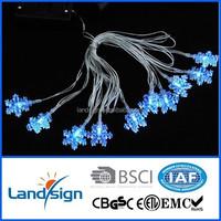 XLTD-120 Cixi Landsign 2015 new Christmas light decorative holiday living lights series led christmas fireworks light