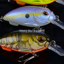 Fishing Tackle Exported to Usa Market Green Color Fishing Bait 13.5g/7cm High Quality Lure for Fishing