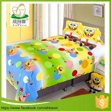 Popular children tassah silk comforter