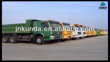 Sinotruck euro howo 6 x 4 iveco dumper / heavy duty truck