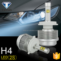2015 New ETI Chip auto auto h4 high power led headlight bulb h7 for buick regal