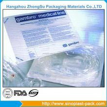 High quality transparent PA/EVOH stretch plastic shrink wrap film
