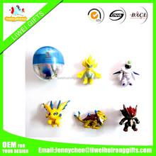 plastic capsule mini toys for vending machine/Promotional items
