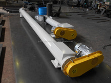 Japanese high quality screw conveyor for construction supply