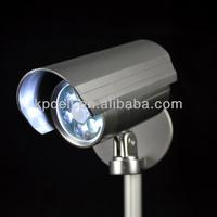 6 LED Wireless Motion Sensor Light waterproof design sensor lgiht 360-90 degree rotate automatic turn off light sensor switch