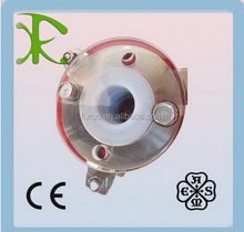 Teflon PTFE Lined stainless steel compensator ptfe linedbellows pipe compensator