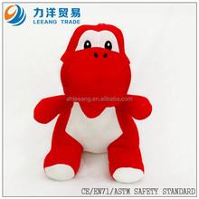 promotional soft plush dinosaur for kids, Customised toys,CE/ASTM safety stardard