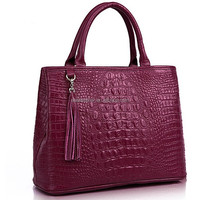GL621 professional low price woman leather bag manufacturers