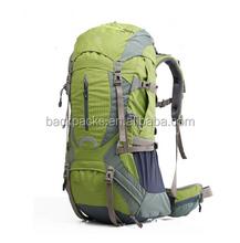 50L 60L professional outdoor camping hiking backpack travel rucksack climb mountaineering bag pack mochila women&men