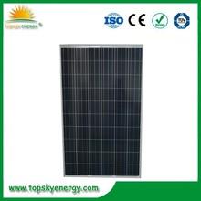 Poly 320W panel solar, solar pv module,solar panel price list