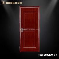 Rongo Red walnut sing leaf interior door