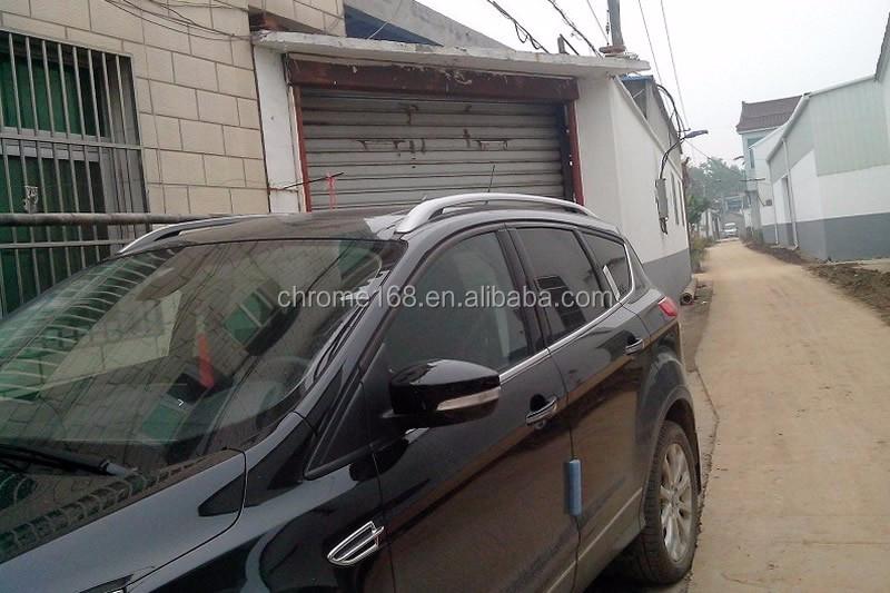 auto parties du corps origonal barres de toit pour ford escape kuga barre de toit toit porte. Black Bedroom Furniture Sets. Home Design Ideas