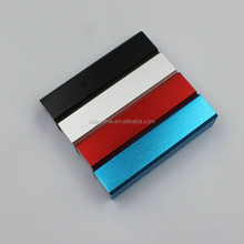 Alibaba hot sell tube power bank 2600mah for promotion, bulk buy power bank for business gifts