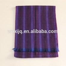 shawels rayas bufanda de lana para hombre poncho