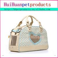 Luxury dog pet carrier bag for cat & dog