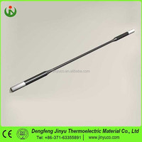 Straight shape molybdenum disilicide mosi2 heating elements