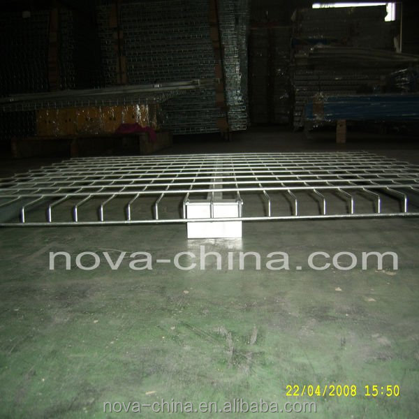 NOVA--Wire mesh decking for pallet racking