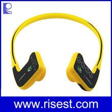 H-905M MP3 Bone Conduction Headphone, Waterproof, 10M Underwater, Entertainment/Sports