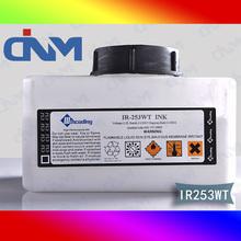 IR253WT Advanced Ink for Domino cij inkjet printer 1.2L