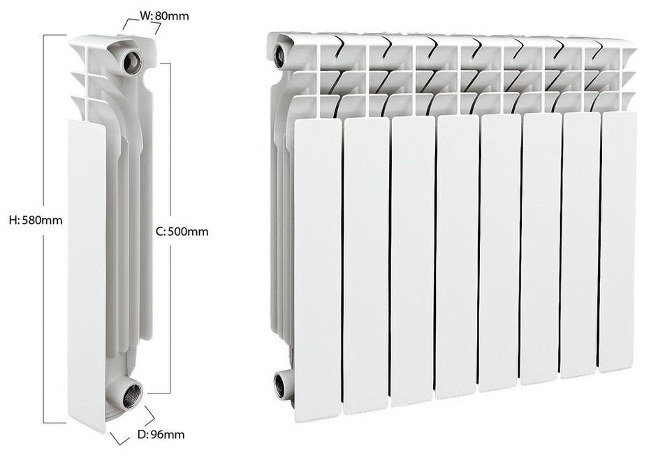 Chauffage central die casting salle de bim tallique radiateur bim tallique ra - Radiateurs aluminium pour chauffage central ...
