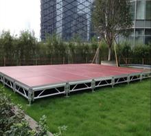 2015 Popular Anti-slip & Waterproof 18mm thinckness plywood Outdoor Aluminum stage