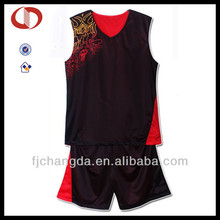 2014 Custom latest best jersey basketball design