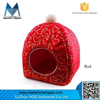 Soft Warm Fabric Dog House Pet House Products